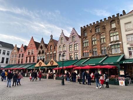 比利時三日遊行程安排:布魯塞爾、布魯日、根特
