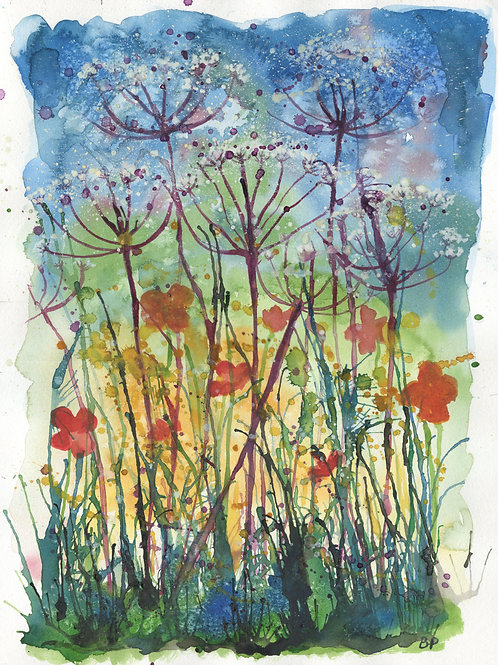"""""""Mystical Meadow"""" Limited edition print"""