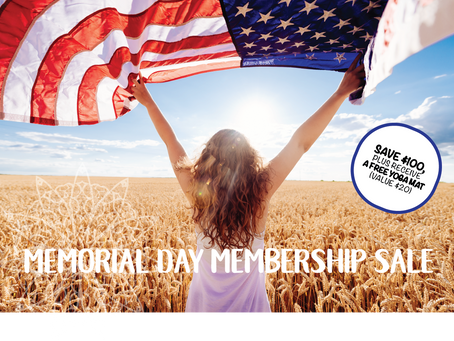 Memorial Day Authenticity: Honoring Growth in a Season of Change