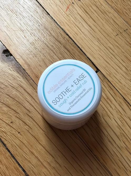 Organic Cough + Cold Rub
