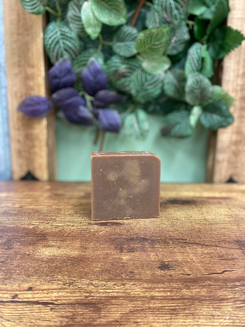 Pumpkin Spice Soap Made With Olive Oil