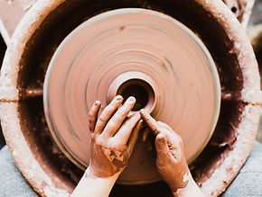 wheel throwing, ceramics, clay, pottery, classes, instruction