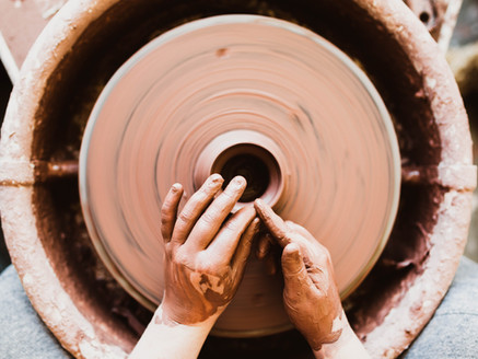 He is Our Potter, We are His Clay