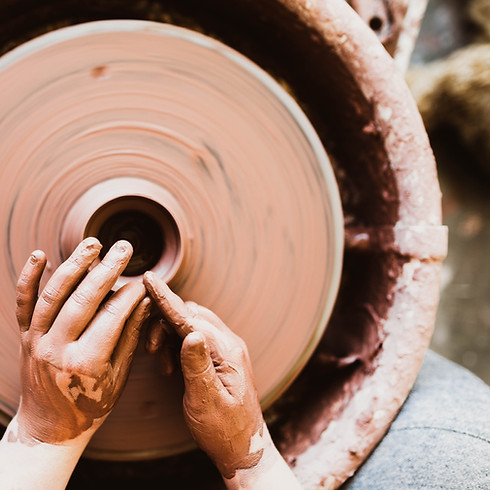 Pottery Workshop - Children Age 6 and up