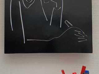 Décoration murale personnalisée en métal CABU