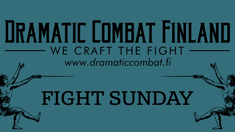 Fight Sunday: Mixed weapons with multiple opponents.