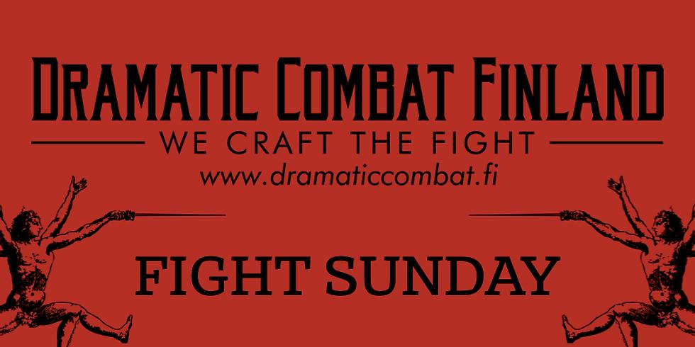 Fight Sunday: Smallsword