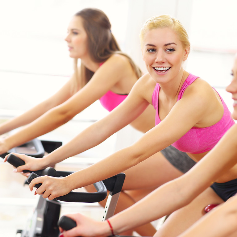 Velocity Indoor Cycling Session and Healthy Lunch