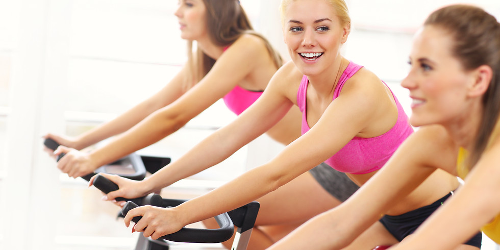 Velocity Indoor Cycling Session and Vegan Lunch