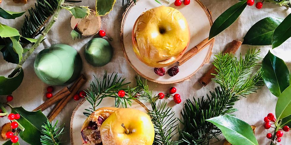 Vegan Christmas Brunch with HealthyHER