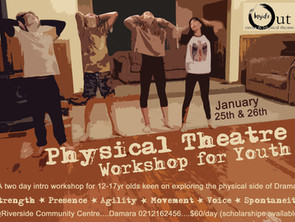 Physical Theatre Workshop for Youth