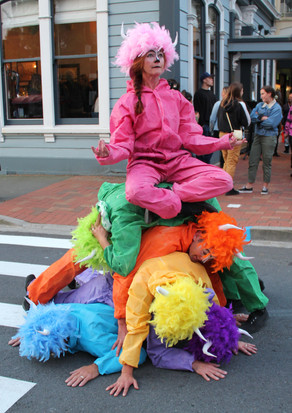 InsideOut Roving Performance