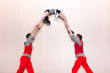 Introduction to Dynamic Trio Acrobatics-              March 22nd @4pm Riverside Community Centre