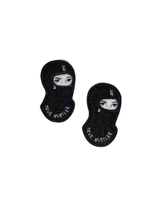 5in Griselda Patches