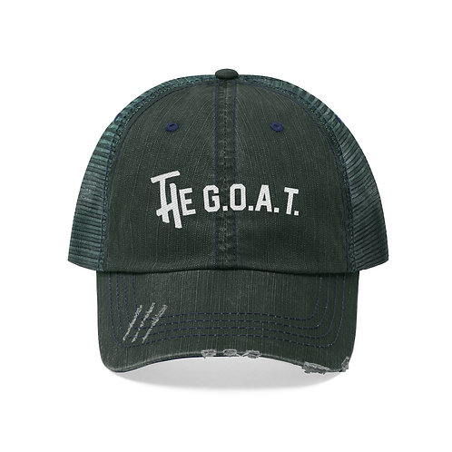 THe G.O.A.T. Trucker Hat