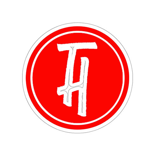 TH Stamp Sticker