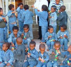 SDE Little Heaven kids