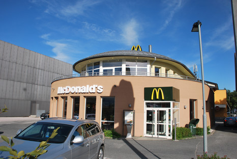 Mc Donald´s Saalfelden