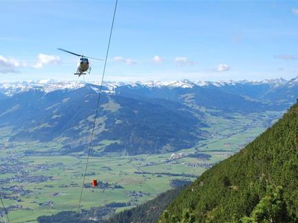 Seilbahnstation Wiechenthalerhütte
