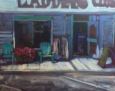 Jed Dorsey - Small Town Charm (Stanwood, WA) - 20x16 - SOLD