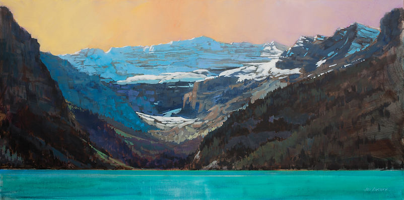 Jed Dorsey - Lake Louise - Copy - Copy -