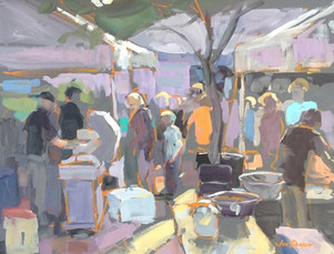 Jed Dorsey - Setting Up - SOLD