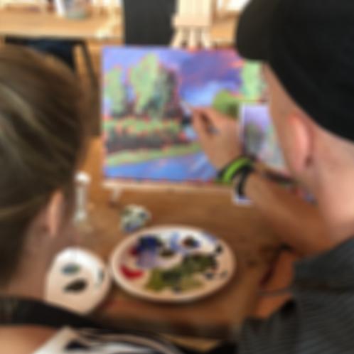 Painting Critiques w/ Dianna Shyne