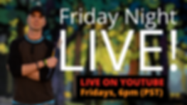 Copy of Friday Night Live - Cover for Yo