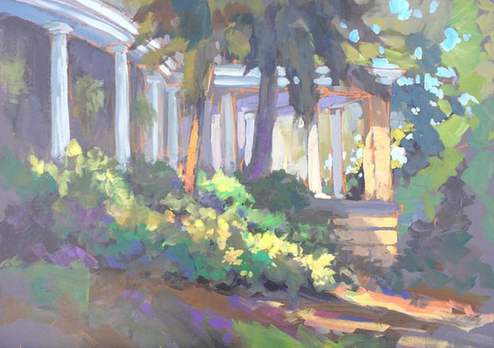 Jed Dorsey - Baden Springs Hotel (French Lick - Indiana) - SOLD