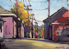 Jed Dorsey - Alley Light (Indianapolis, IN) - SOLD