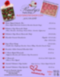 Rudy's Valentine's Day Specials 2019 Pur