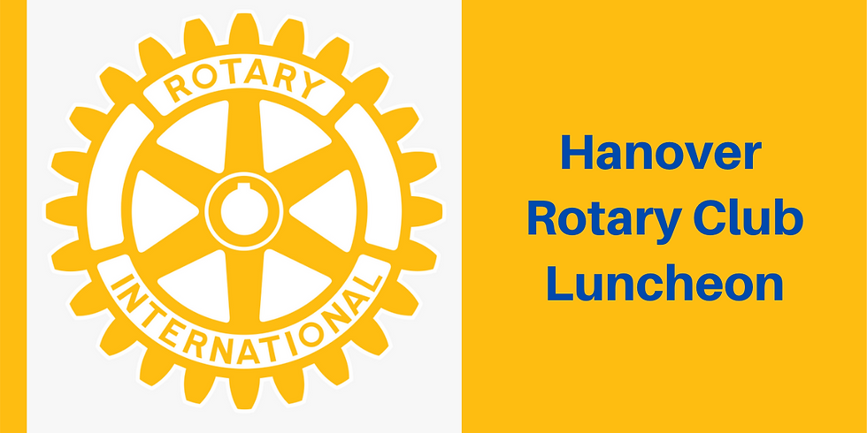 Rotary Luncheon (Members Only Ticketed Event)