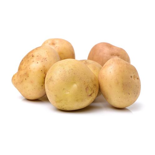 small yellow potatoes