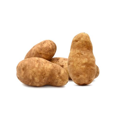 russett potatoes