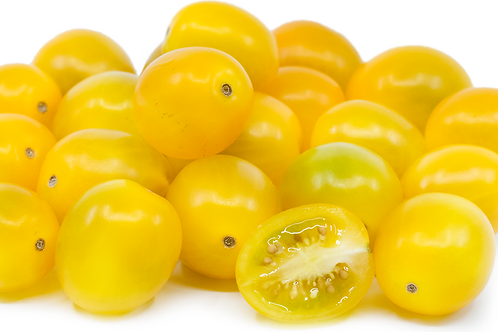 yellow grape tomatoes