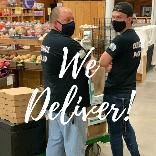 add local delivery