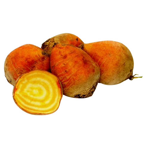 one pound golden beets
