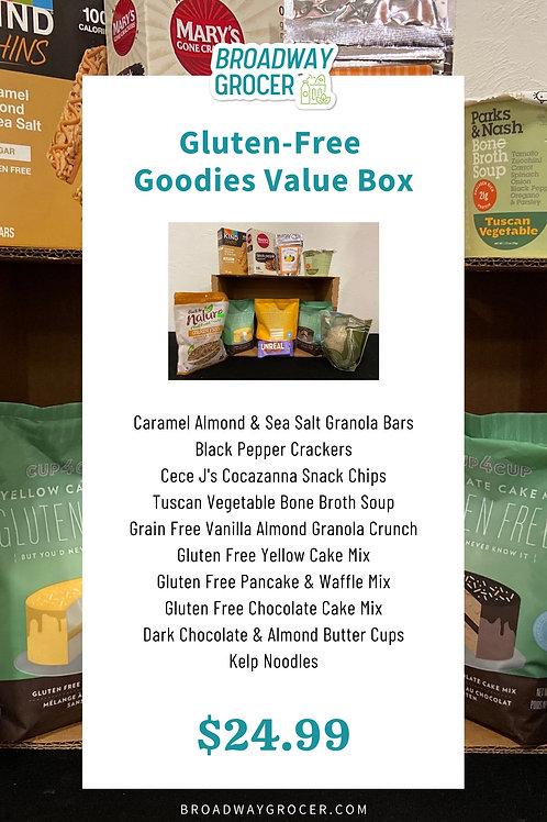 Gluten Free Goodies Value Box