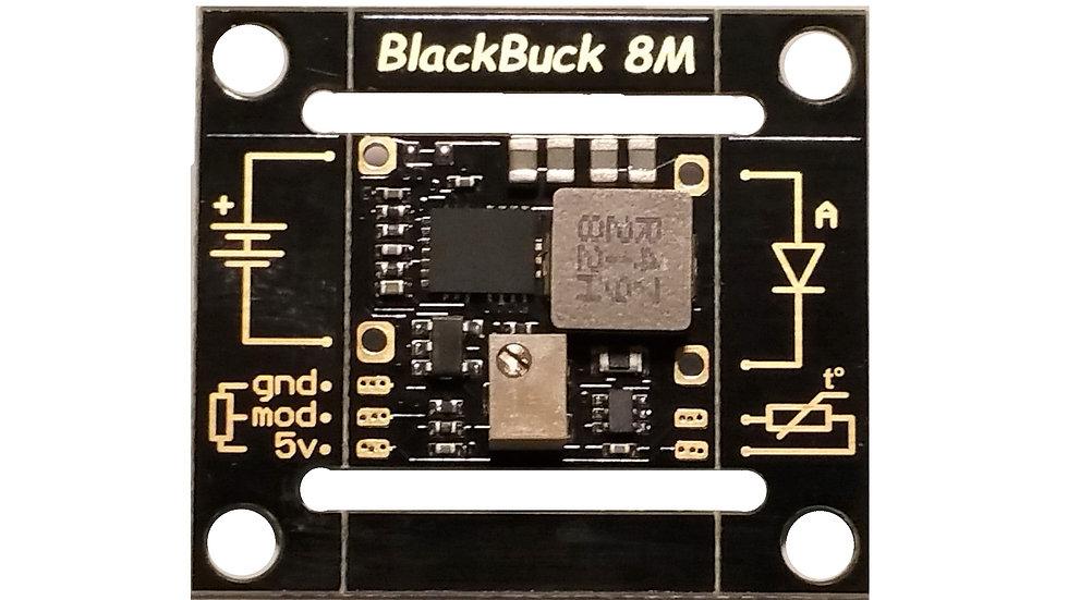 BlackBuck 8M - 8A Buck Laser LED Constant Current Driver