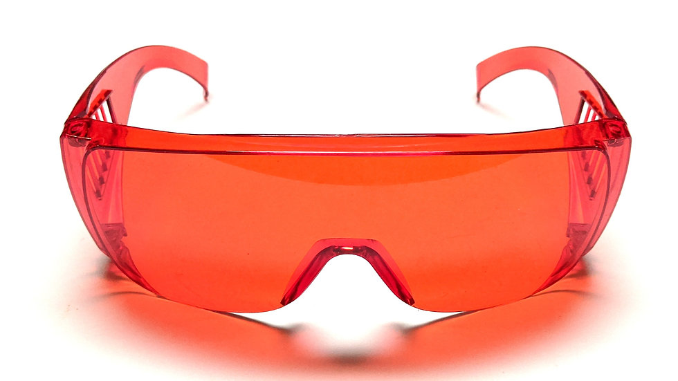 Laser Safety Goggles EP-O 190nm-540nm - Over Glasses Protection