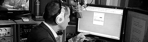 Caio Cezar Caio Cesar locutor ator radialista produtor
