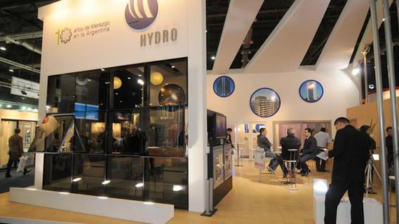 Hydro presentó nuevas soluciones en BATEV 2018