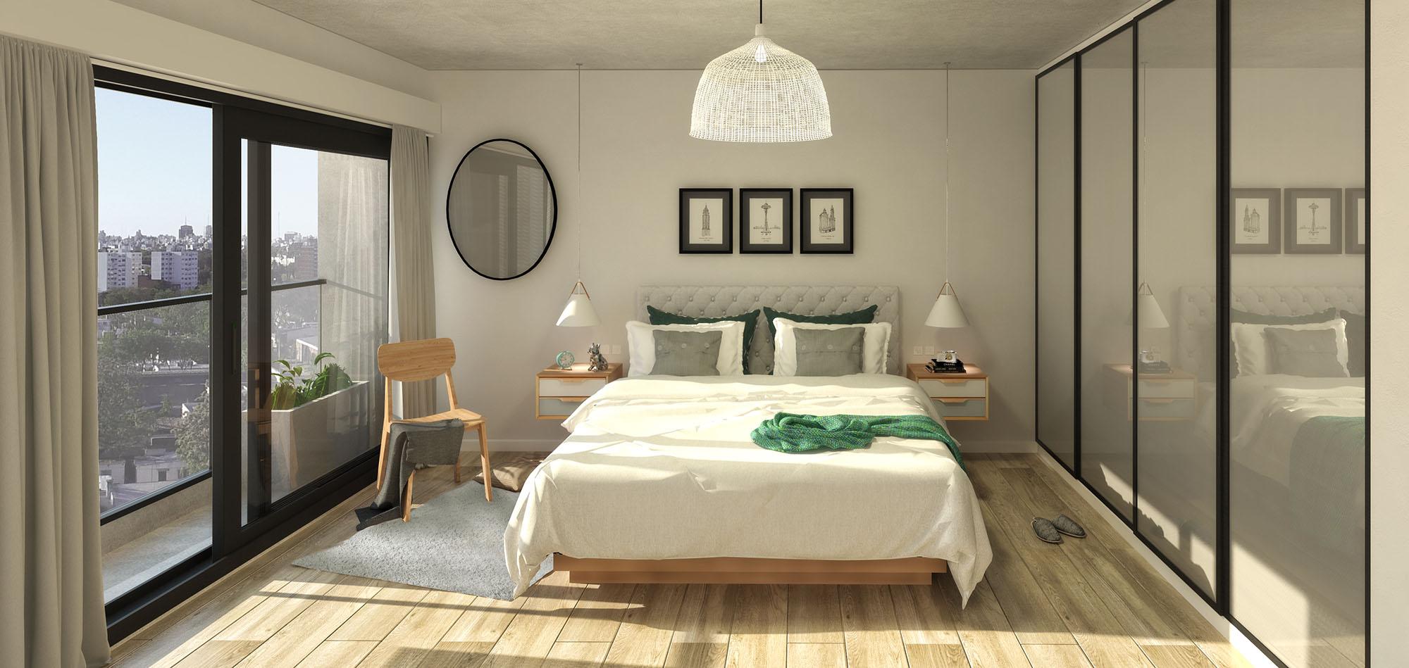 Dormitorio principal - 2 dormitorios