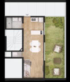 lagom herrera apartamentos monoambiente vivenda montevideo uruguay
