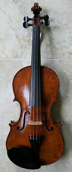 "2016, J. Derbyshire Violin. Nicola Amati ""Alard"" Model"