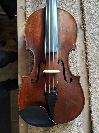 Violin Labelled Johann Gottfried Hamm, early1800s German