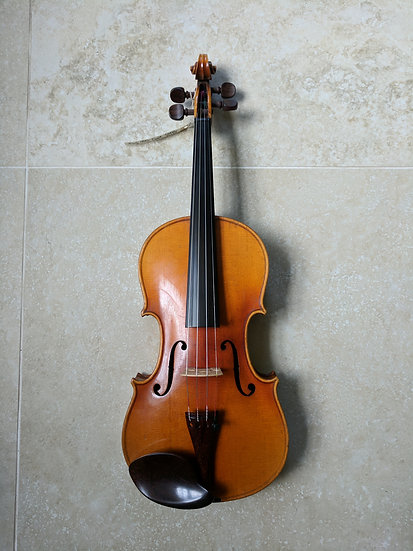 Early 1900s Violin made by Ladislav Herclik