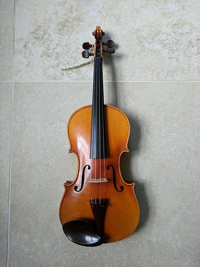 Early 1900s Violin made by Ladislav Herclik