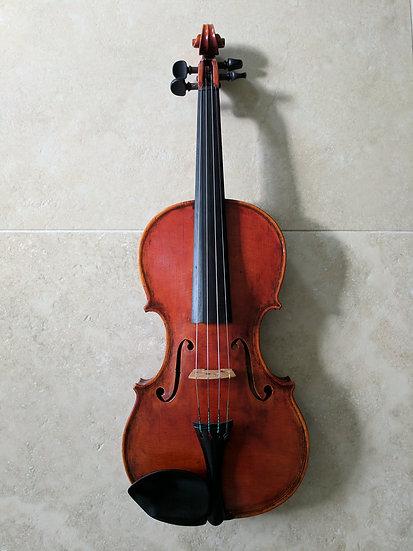 2014, J Derbyshire, Titian Stradivari Model