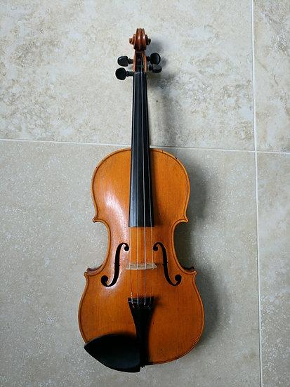 1820s French Violin by Francois Breton, Mirecourt